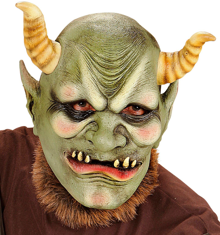 World of Warcraft Orc masker