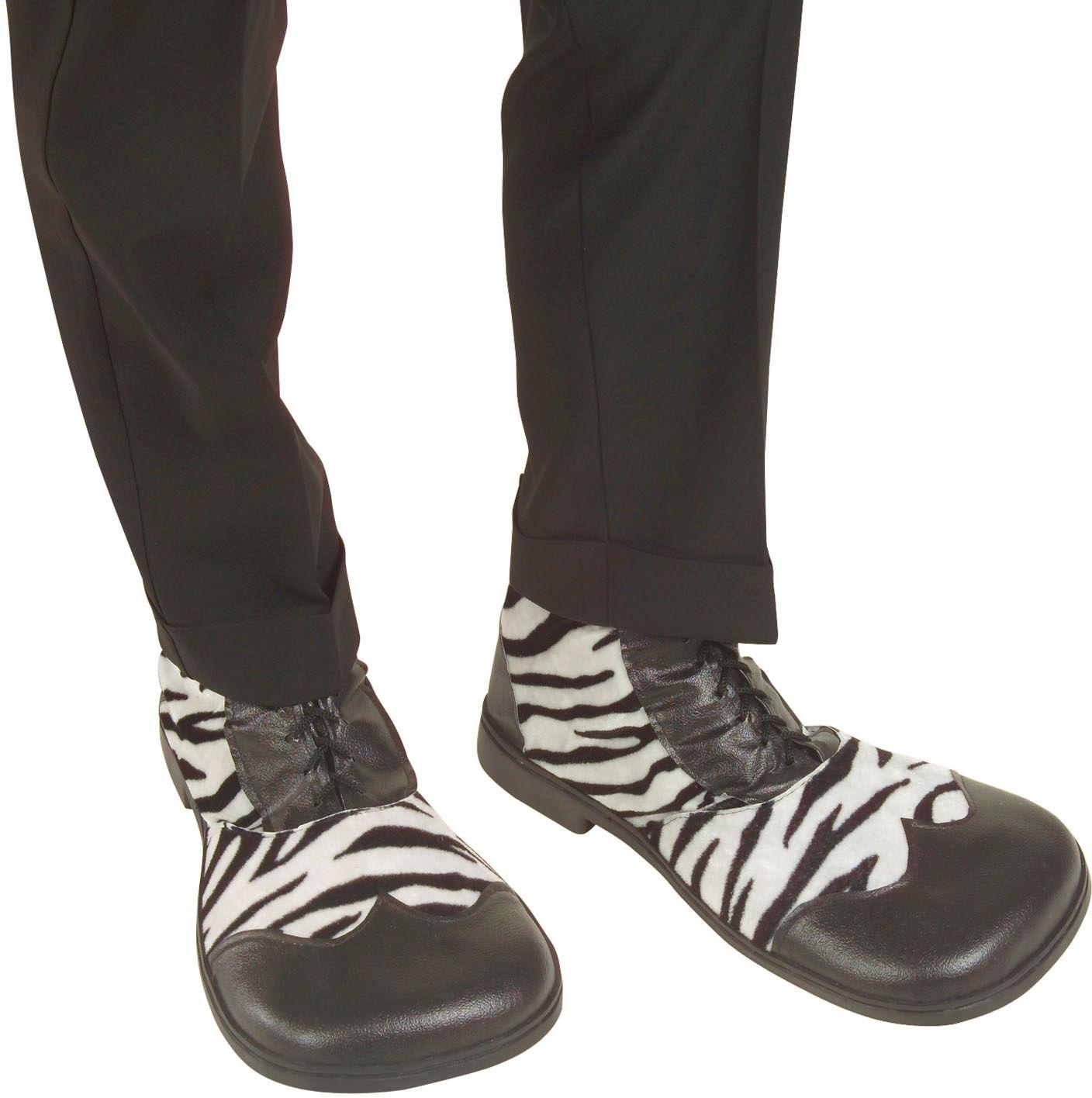 Zebra feest schoenen