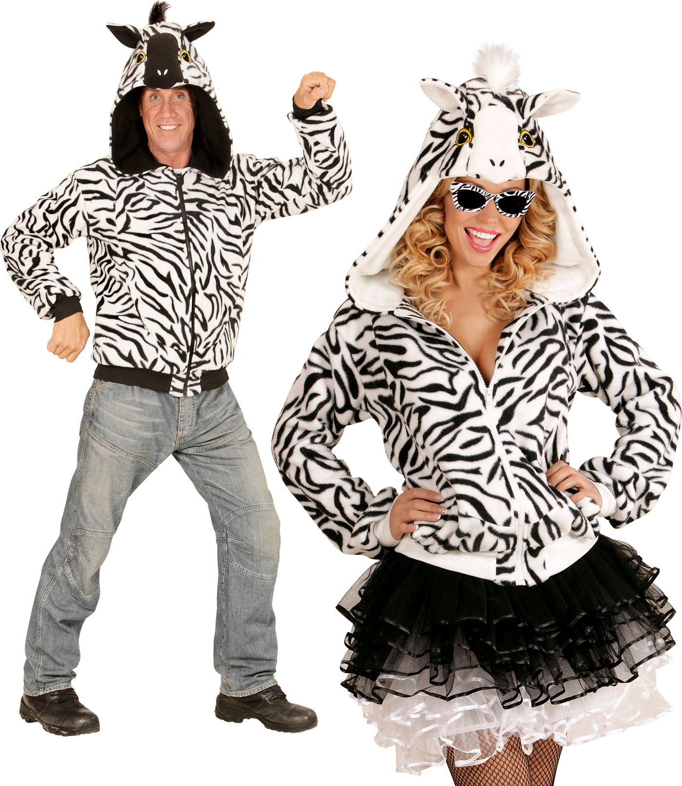 Zebra kleding