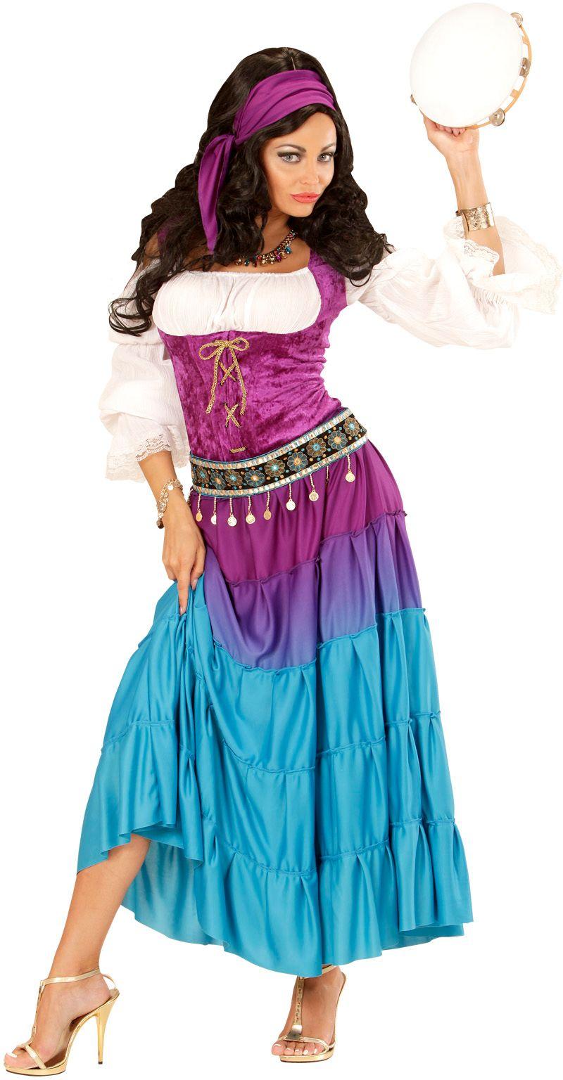Zigeuner kleding