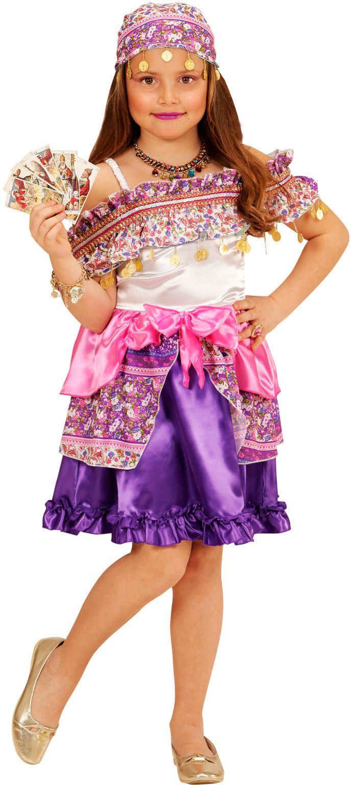 Zigeuner kostuum kind