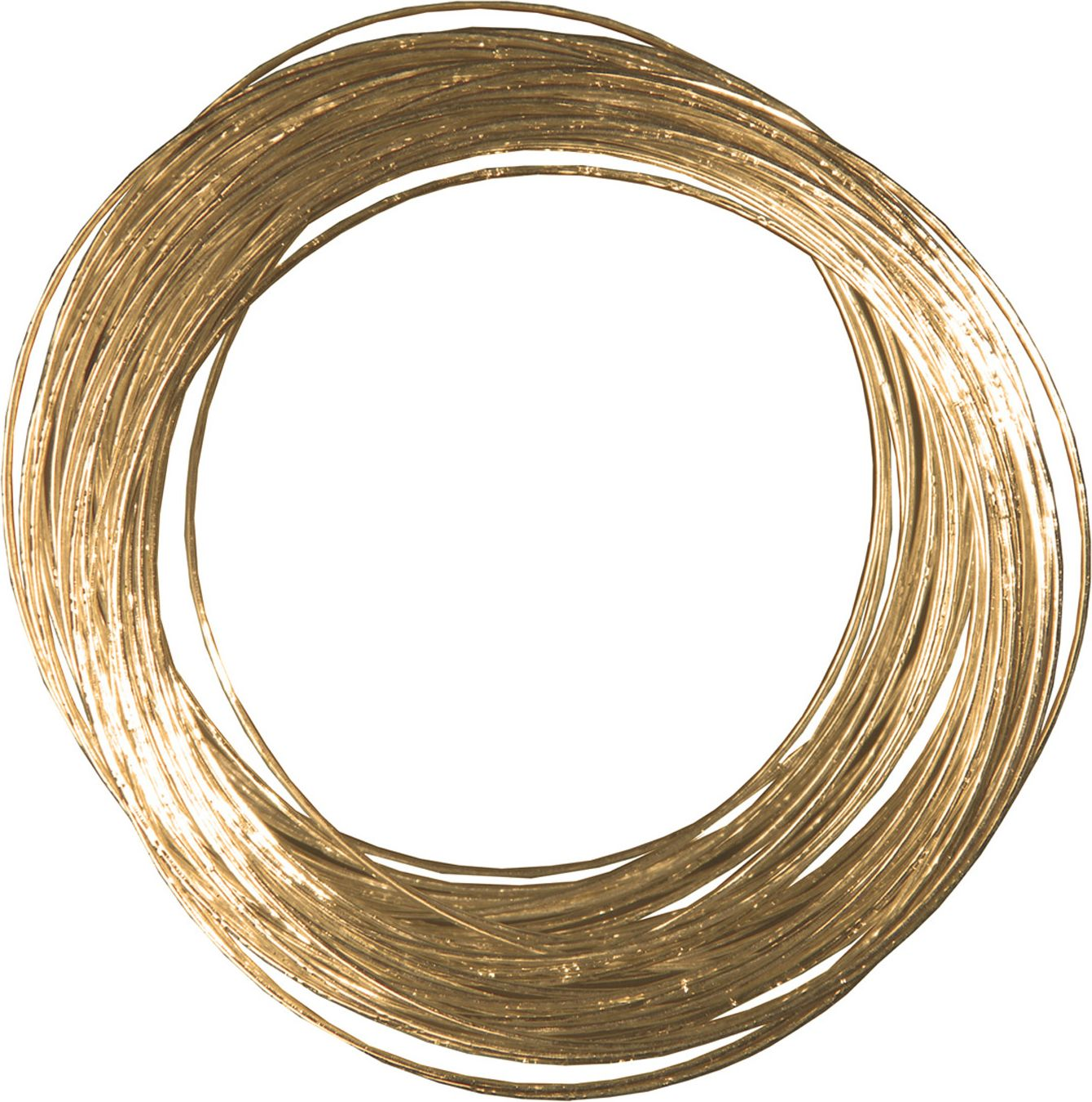 Zigeunerin armbanden goud 40 stuks