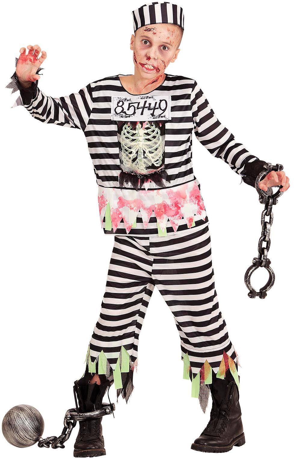 Zombie gevangene kind