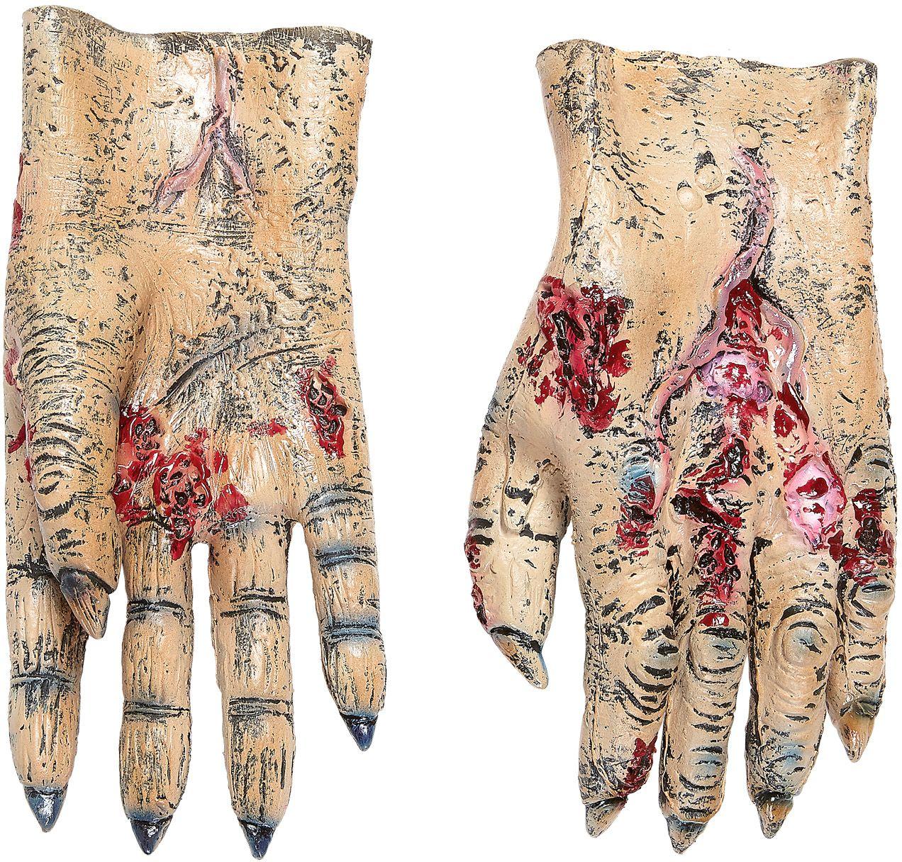 Zombie handschoenen