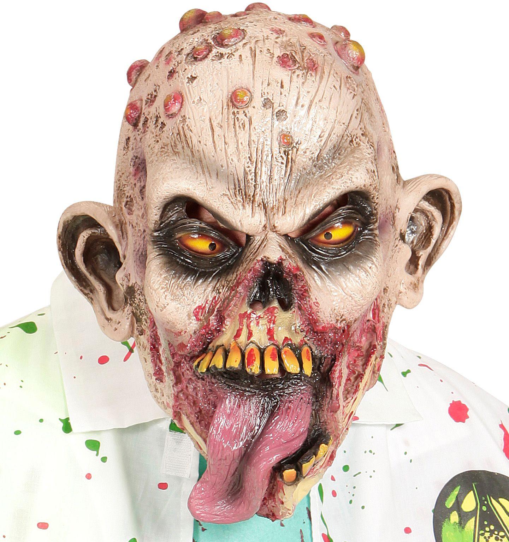 Zombie horror masker