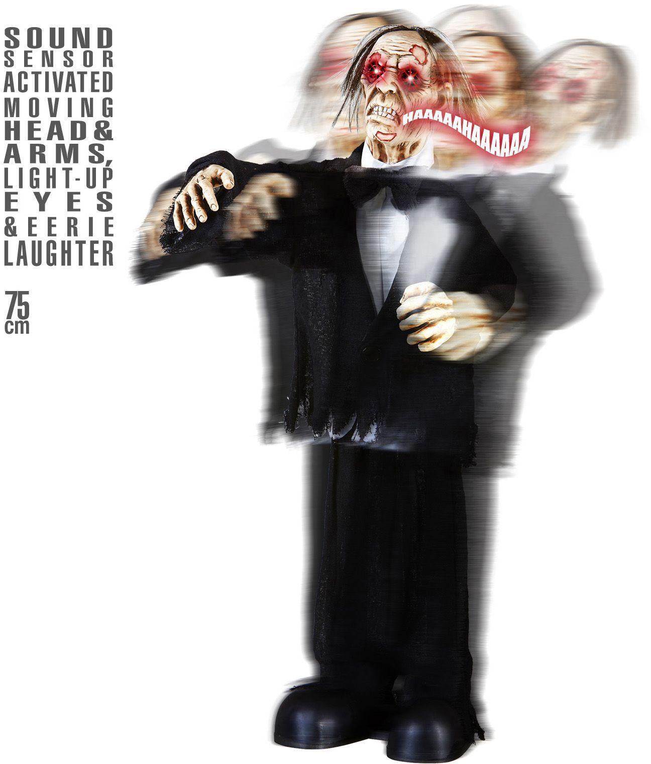 Zombie in trouwpak