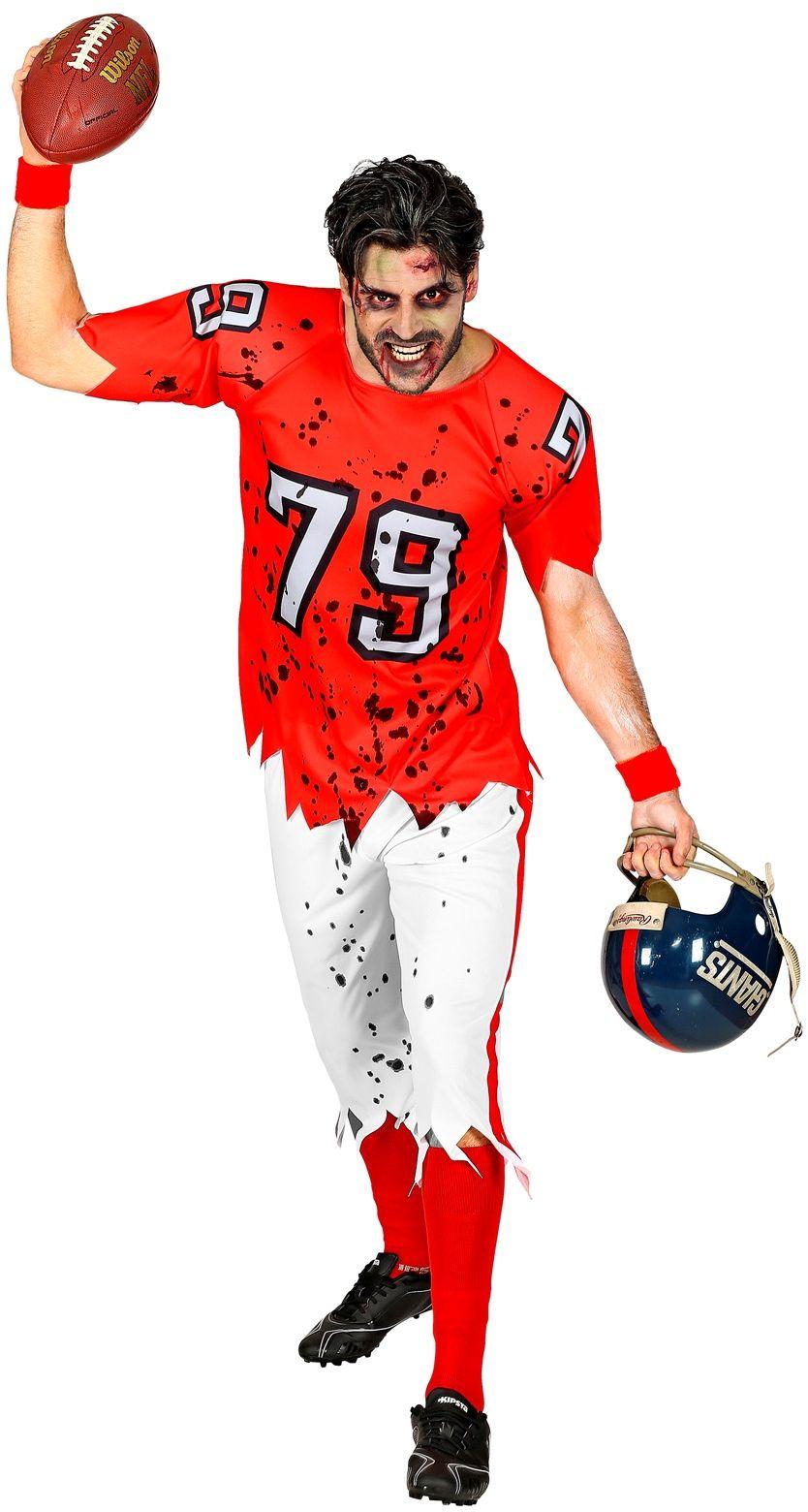 Zombie Rugby kostuum