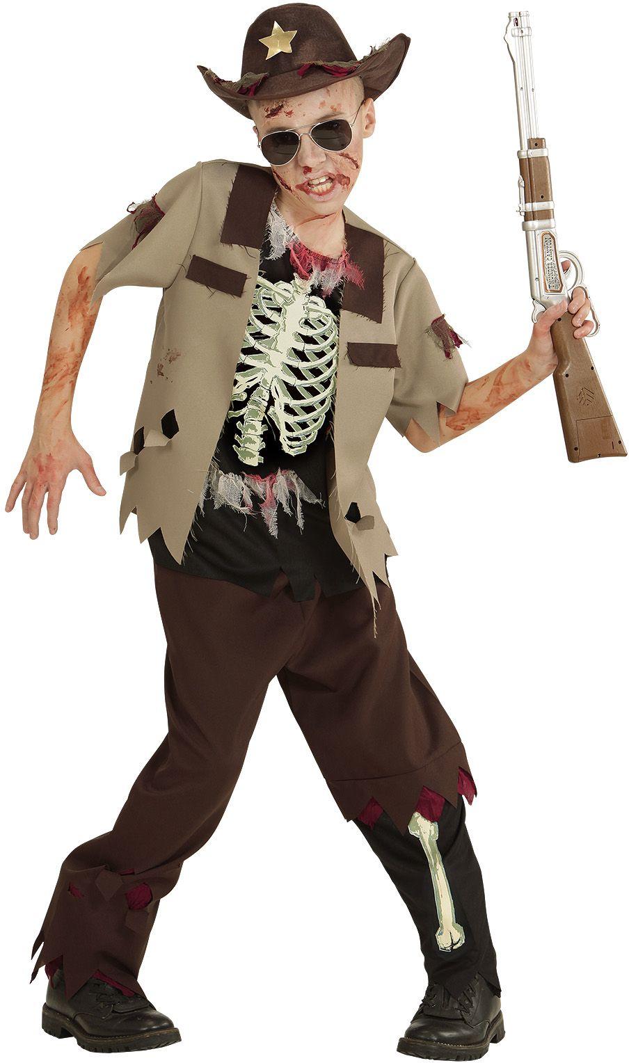 Zombie sheriff pak