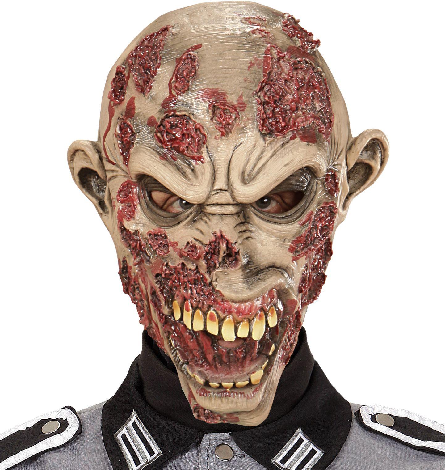 Zombie slager masker