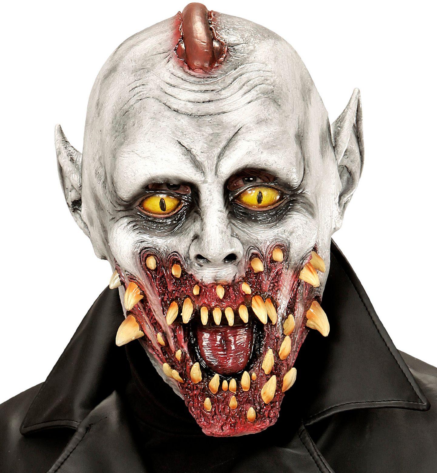 Zombie vampier masker