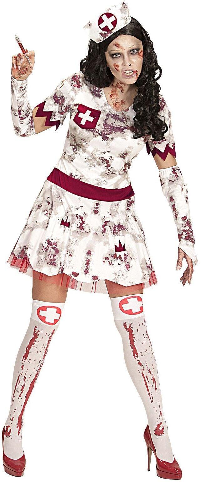 Zombie verpleegster jurk