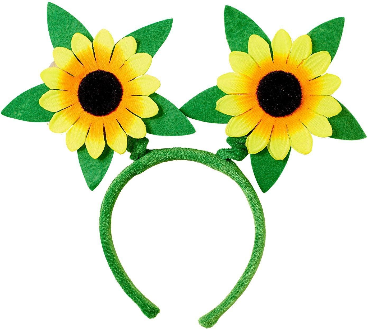 Zonnebloemen hoofdband