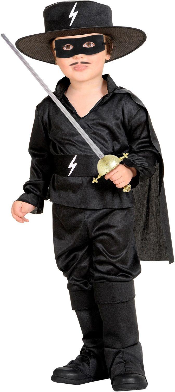 Zorro kleding kind