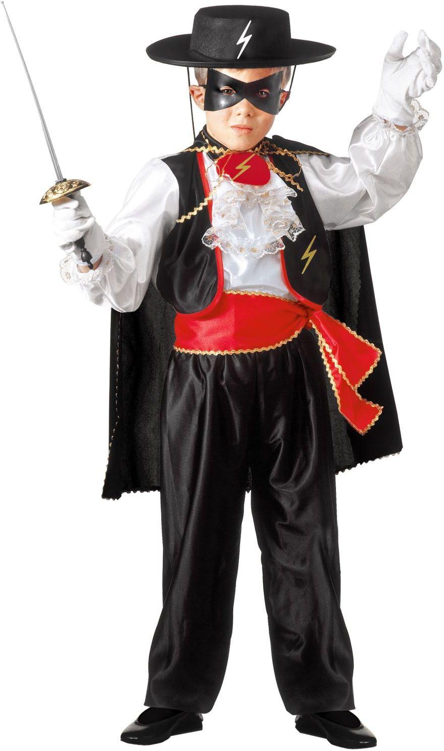 Zorro verkleedkleding