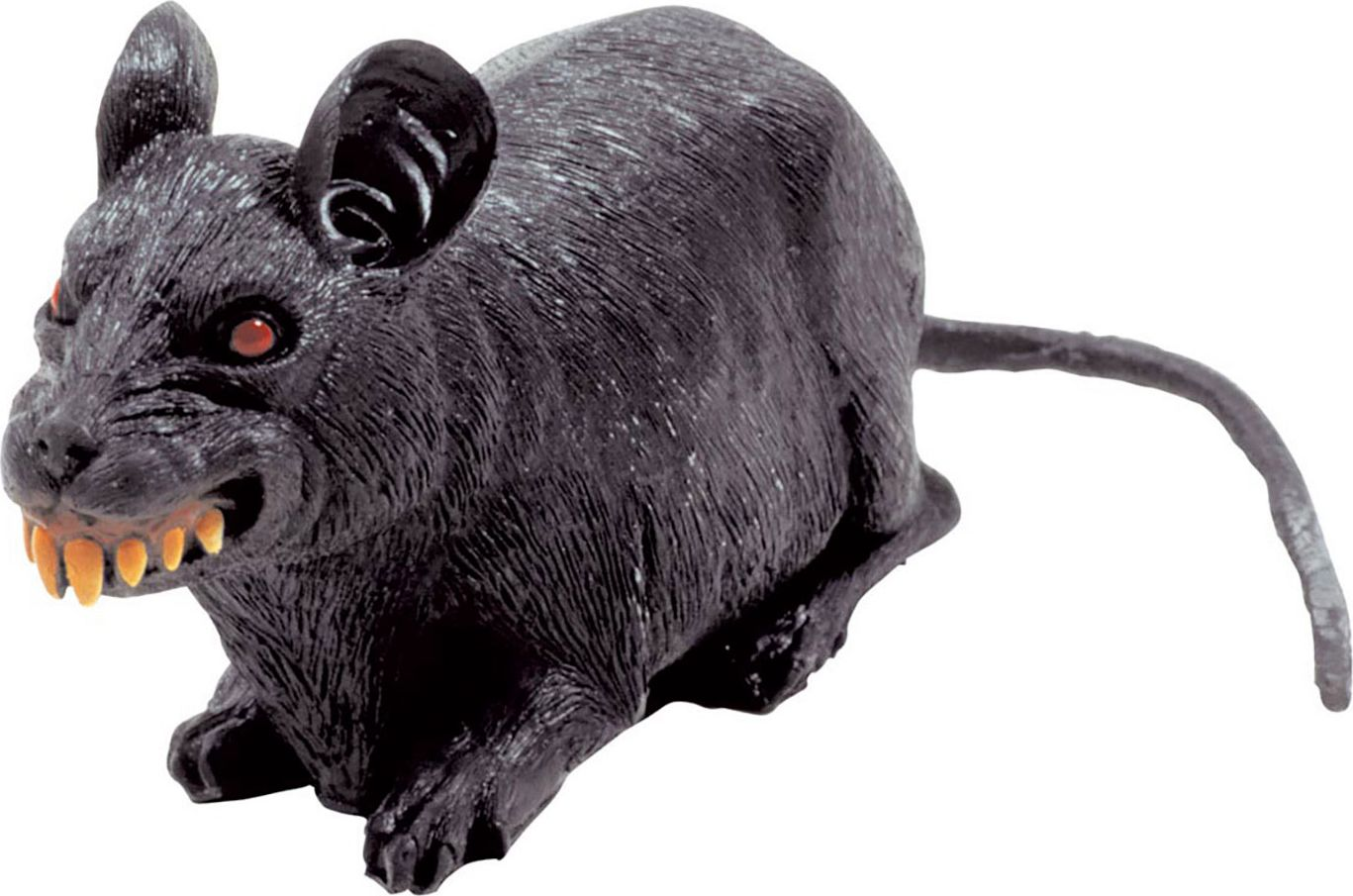 Zwarte horror rat