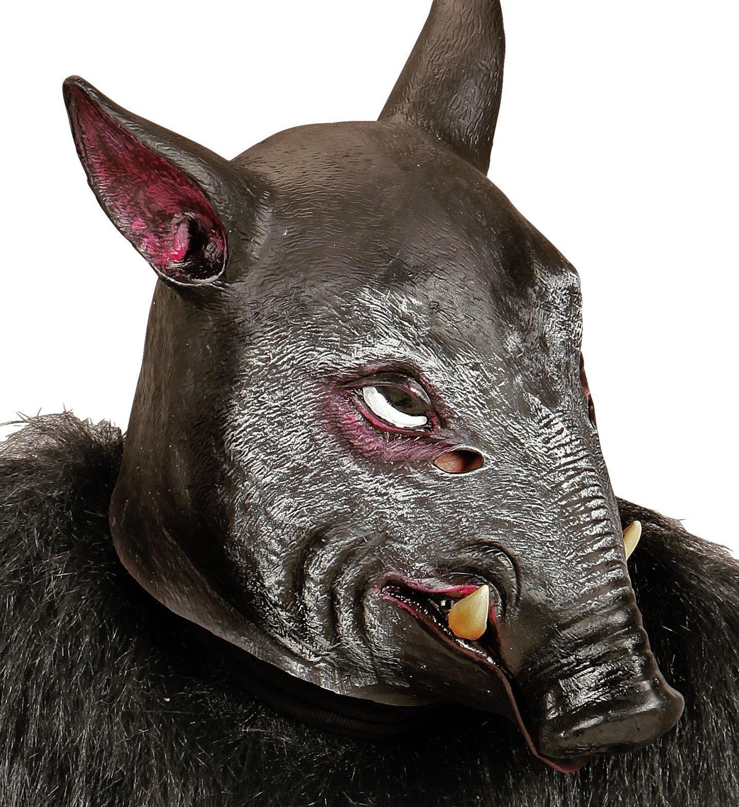 Zwijn masker