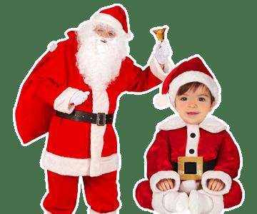 Kerstman pak