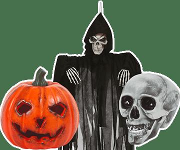 Halloween decoratie & versiering